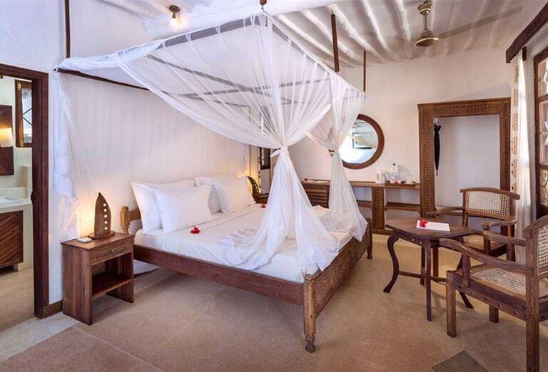 Hotel Diamonds Mapenzi Beach - Dvojlôžková izba