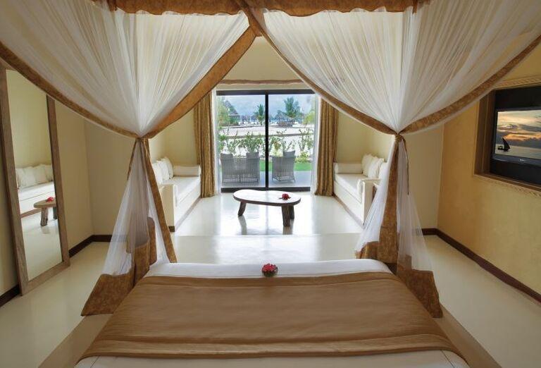 Izba s výhľadom v hoteli Gold Zanzibar Beach House & Spa