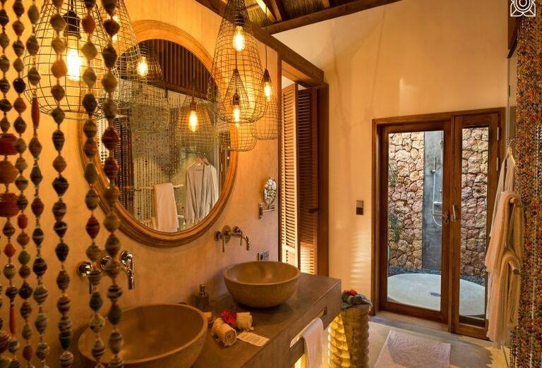 Kúpeľňa v hoteli Zuri Zanzibar Hotel & Resort