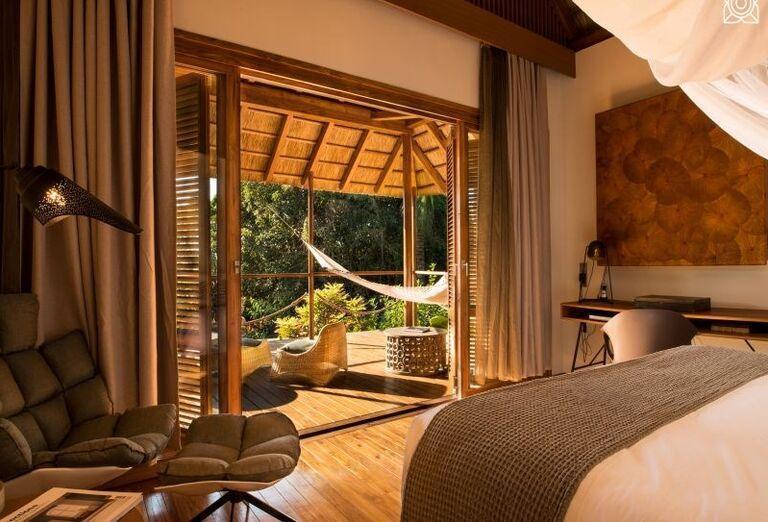 Ubytovanie s terasou v hoteli Zuri Zanzibar Hotel & Resort