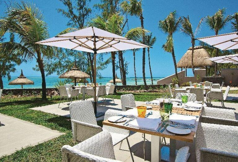 Stolovanie v hoteli Ambre - A Sun Resort Mauritius