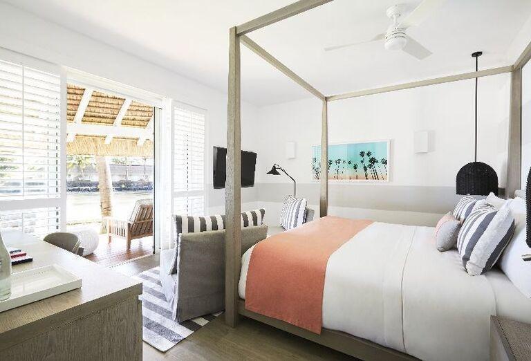 Ubytovanie v hoteli LUX* Grand Gaube