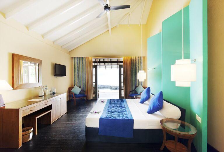 Ubytovanie v hoteli Adaaran Select Meedhupparu