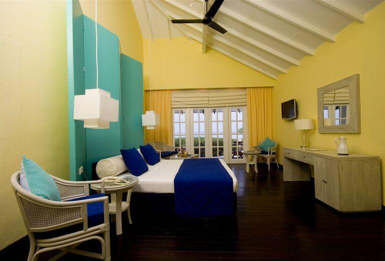 Izba v hoteli Adaaran Select Meedhupparu