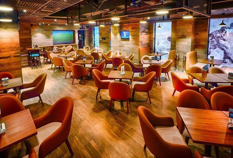 Vybavenie v podniku v Hoteli City Max Bur Dubai.