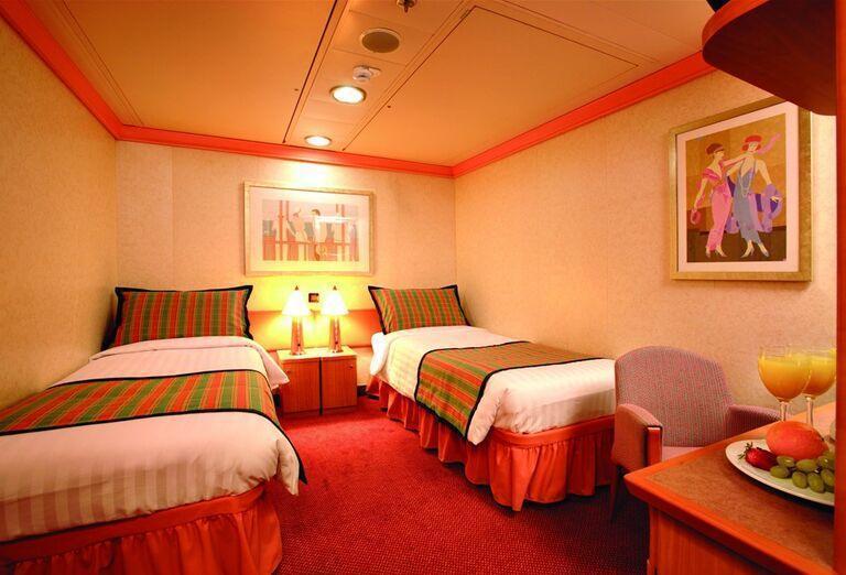 Výletná Loď Costa Fortuna - Hotelová izba