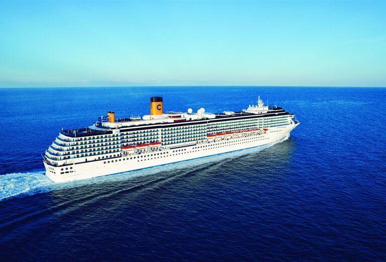 Výletná Loď Costa Mediterranea - Skvosty Emirátov so slov. sprievodcom ****
