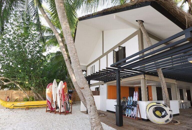 Hotelový Resort Angsana Ihuru - Ubytovanie