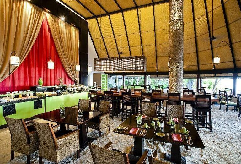 Hotelový Resort Angsana Ihuru - reštaurácia