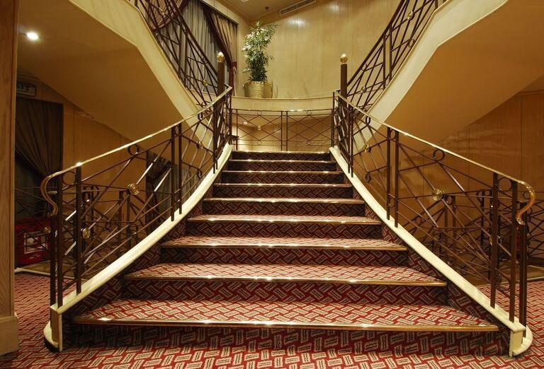 Egypt - plavba po Níle- hotel