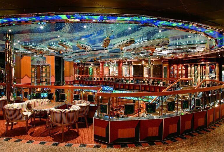Výletná Loď Costa Fortuna - interiér