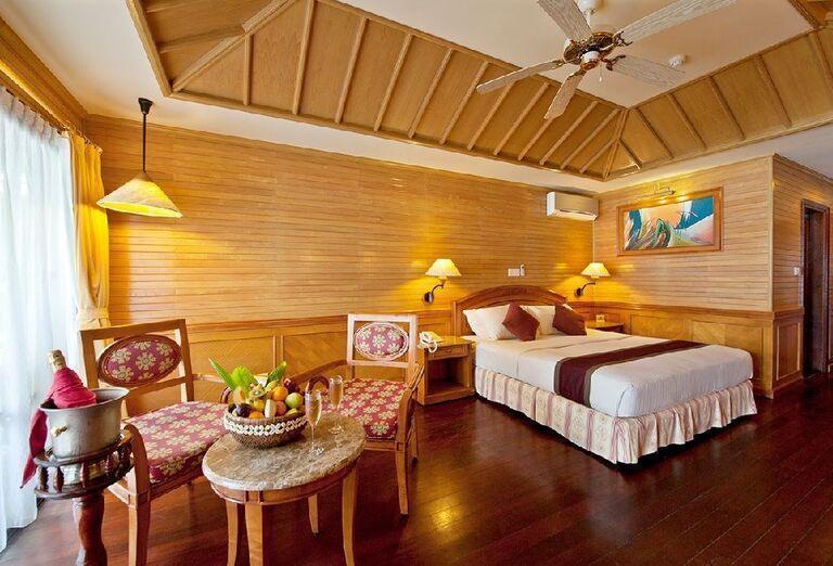 Izba v rezorte Royal Island Resort & Spa