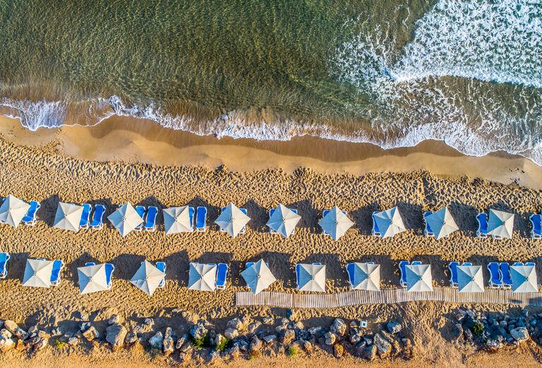 Pláž Hotel Arina Beach ****