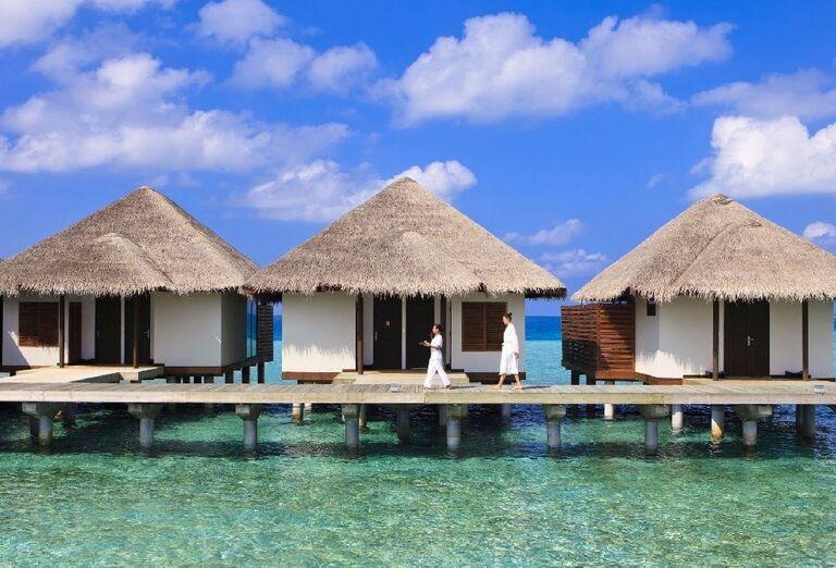 Hotelový Resort Velassaru Maldives *****