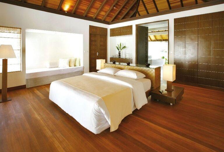 Izba v rezorte Velassaru Maldives