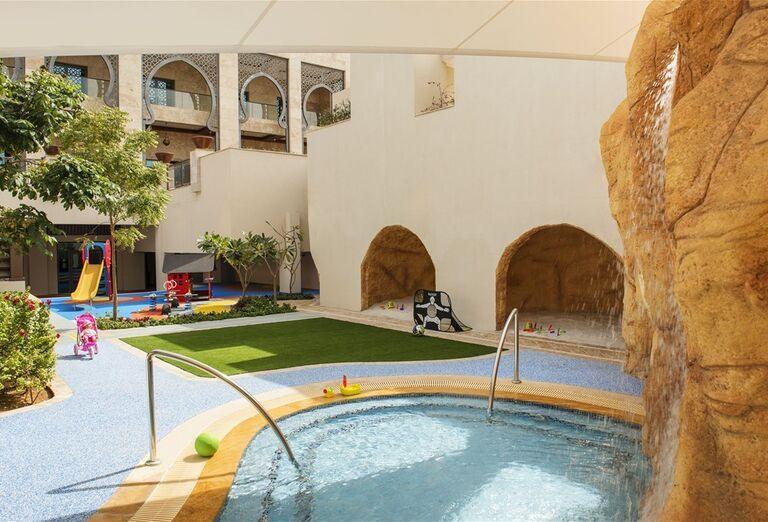 Hotel Ajman Saray - Detský bazén