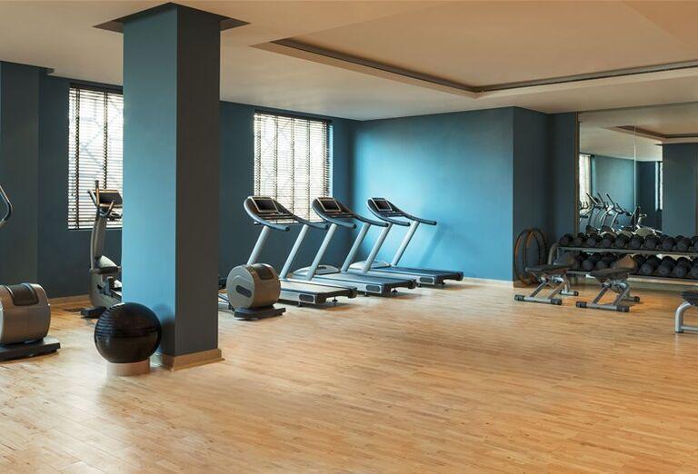 Hotel Ajman Saray - fitness
