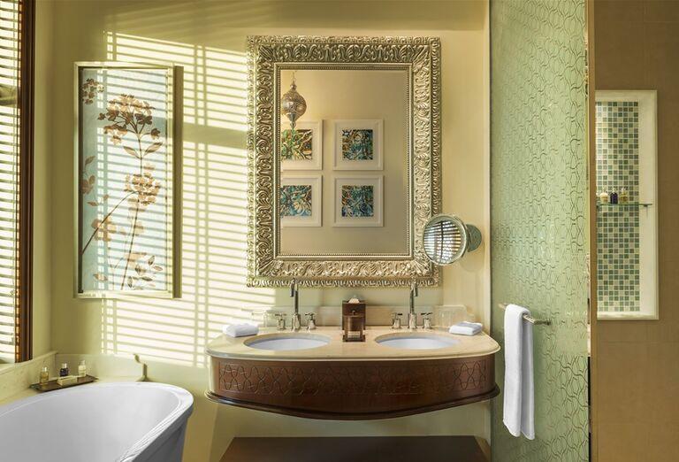 Hotel Ajman Saray - kúpeľňa