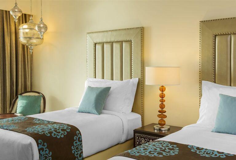 Hotel Ajman Saray - Hotelová izba