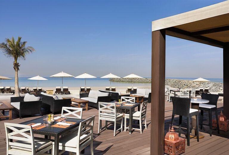 Hotel Ajman Saray -vonkajšie  posedenie