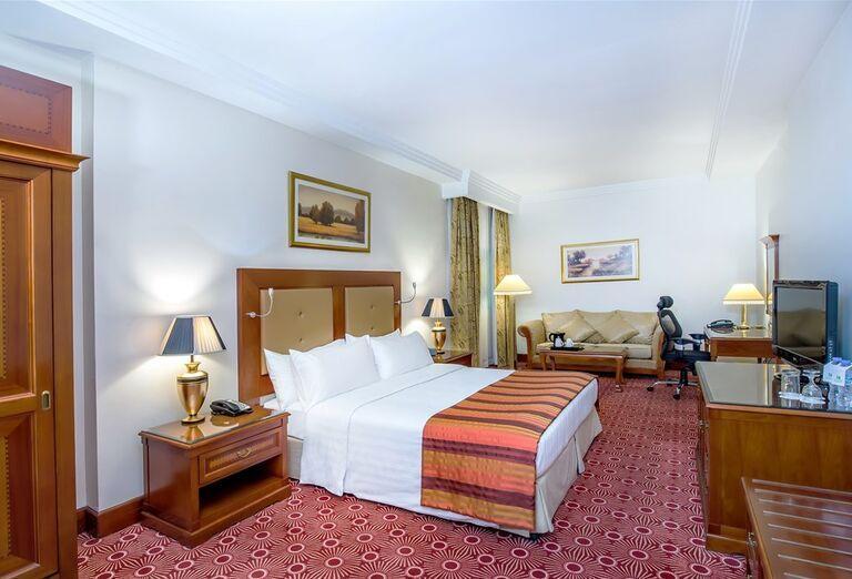 Ubytovanie, Hotel Holiday Inn Bur Dubai - Embassy District