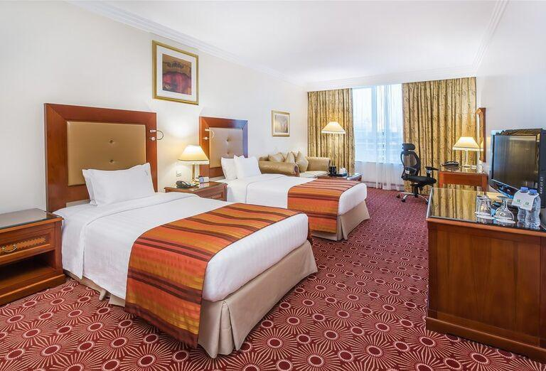 Hotelová izba, Hotel Holiday Inn Bur Dubai - Embassy District