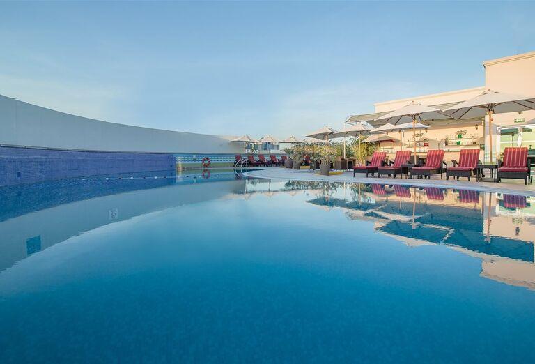 Galéria Hotel Holiday Inn Bur Dubai - Embassy District ****