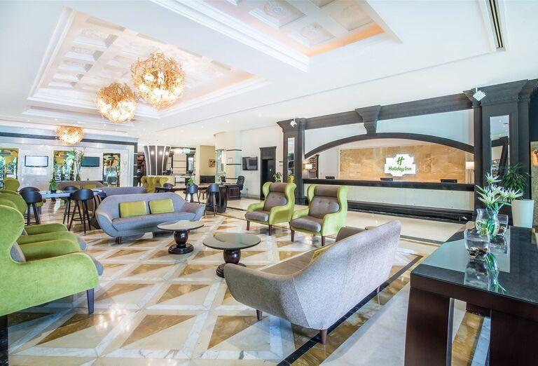 Posedenie, Hotel Holiday Inn Bur Dubai - Embassy District
