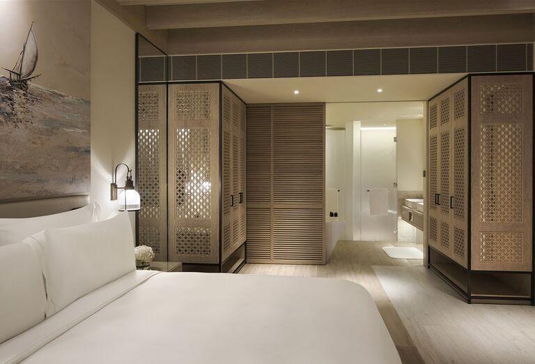 Izba v hoteli Saadiyat Rotana Resort & Villas Abu Dhabi
