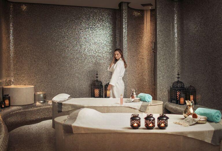 Spa v hoteli Saadiyat Rotana Resort & Villas Abu Dhabi