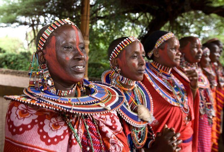 Keňa - Dokonale safari a oddych na bielej pláži- domorodci