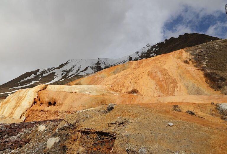 Gruzínsko - skryté poklady Kaukazu-príroda