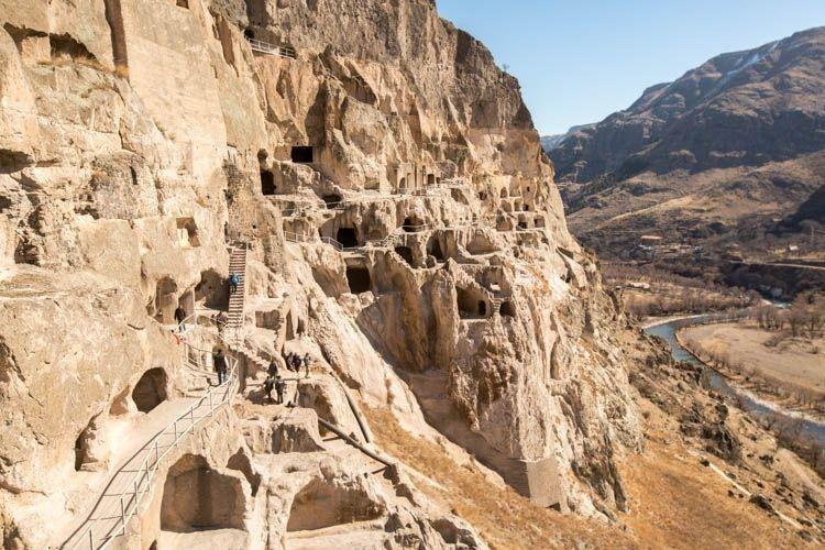 Gruzínsko - skryté poklady Kaukazu