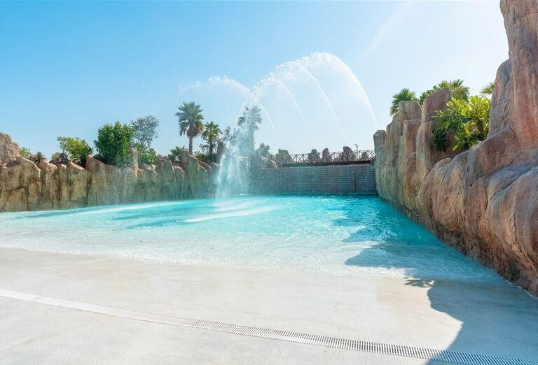 Bazén Rixos Saadiyat Island Abu Dhabi