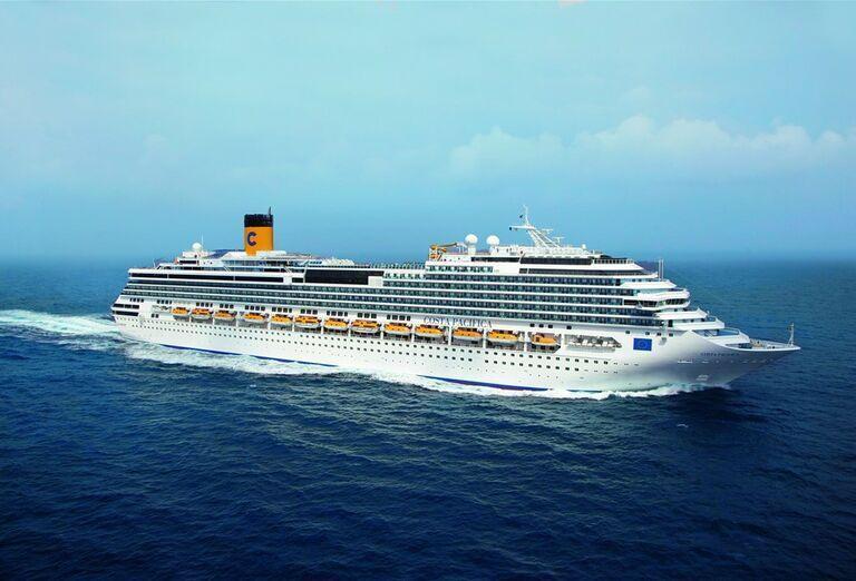 Výletná Loď Costa Pacifica - Perly Karibiku zima 2018/2019 ****