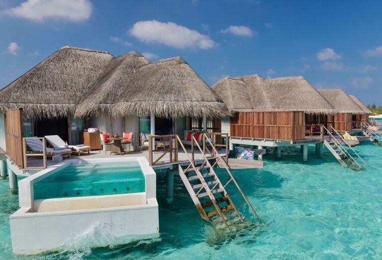 Hotelový Resort Kanuhura A Sun Resort Maldives - Ubytovanie