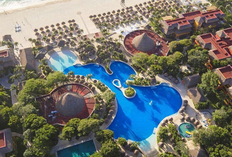 Hotel Iberostar Tucan - Areál hotela