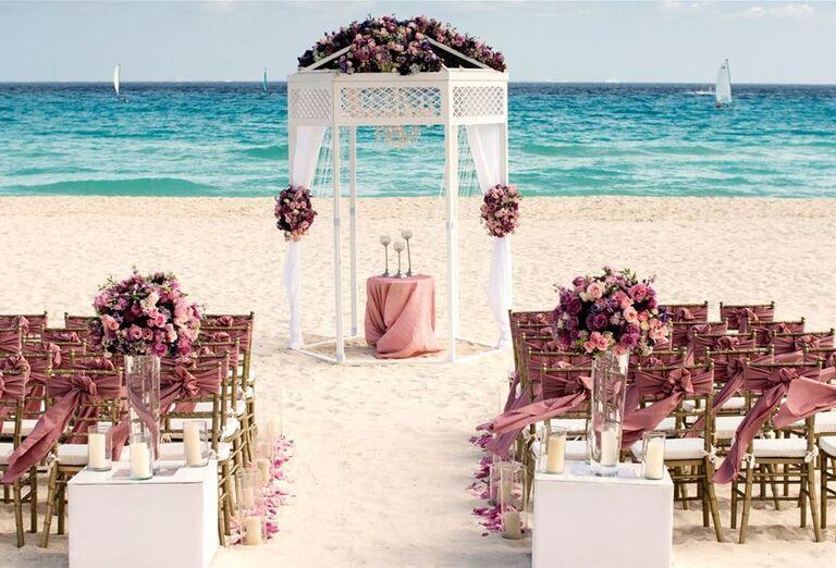 Hotel Iberostar Tucan - svadobná výzdoba