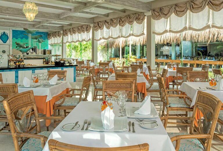 Hotel Iberostar Tucan - reštaurácia