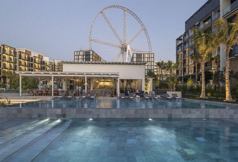 Bazén - Hotel Caesars Palace