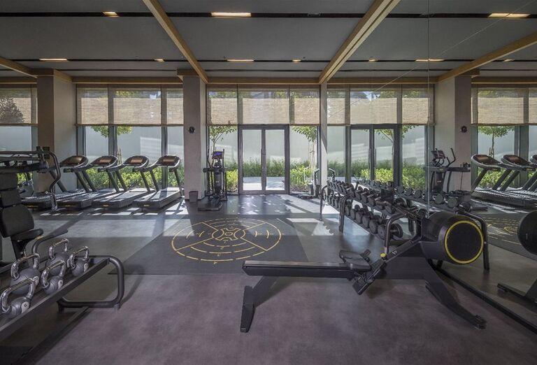 Fitness - Hotel Caesars Palace