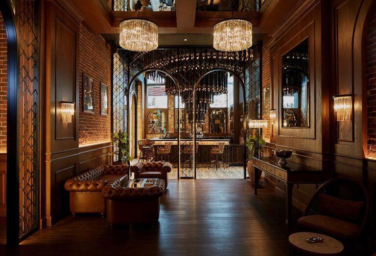 Posedenie - Hotel Caesars Palace