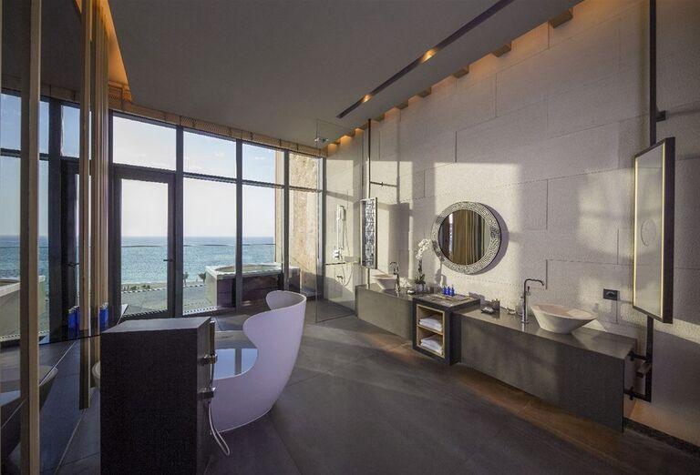 Kúpeľňa - Hotel Caesars Palace