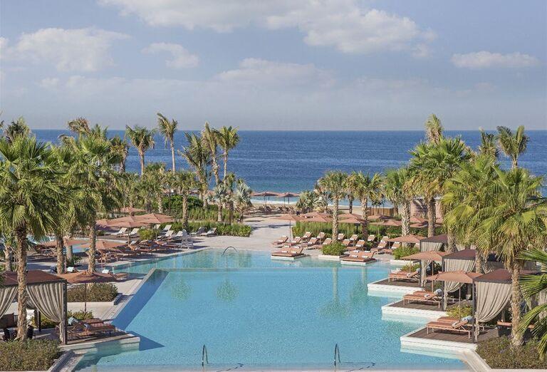 Areál hotela - Hotel Caesars Palace