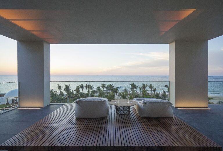 Výhľad - Hotel Caesars Palace