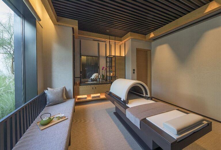 Hotelové spa - Hotel Caesars Palace