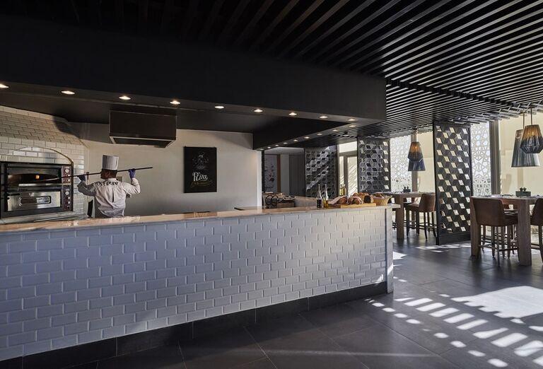 Hotel Steigenberger Pure Lifestyle - reštaurácia