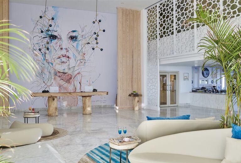 Hotel Steigenberger Pure Lifestyle - posedenie