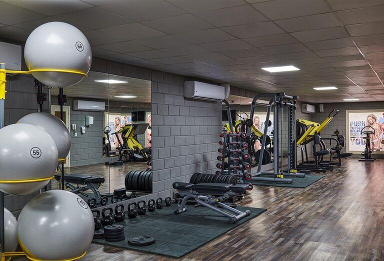 Hotel Steigenberger Pure Lifestyle - fitness