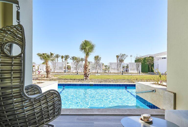 Hotel Steigenberger Pure Lifestyle - relax pri terase